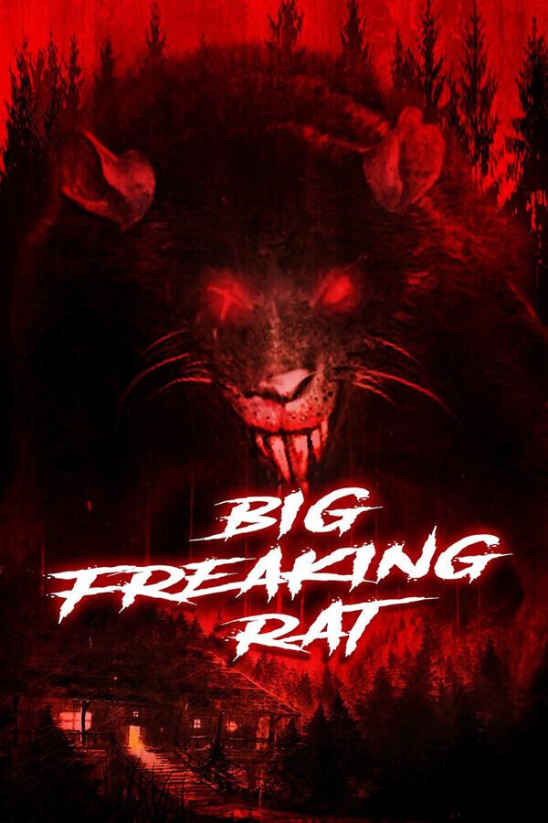 Большая жуткая крыса / Big Freaking Rat