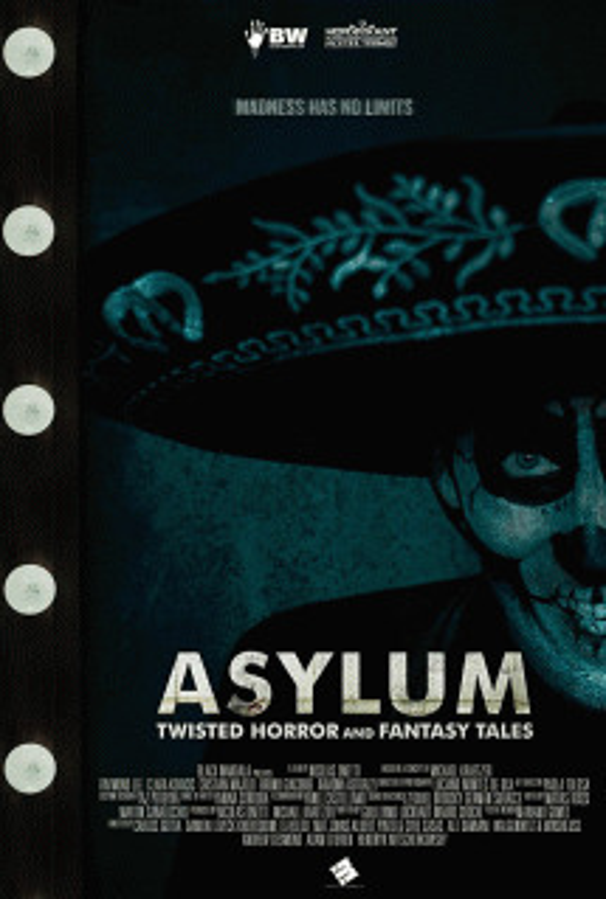 Психушка: ужасающие и фантастические истории / Asylum: Twisted Horror and Fantasy Tales