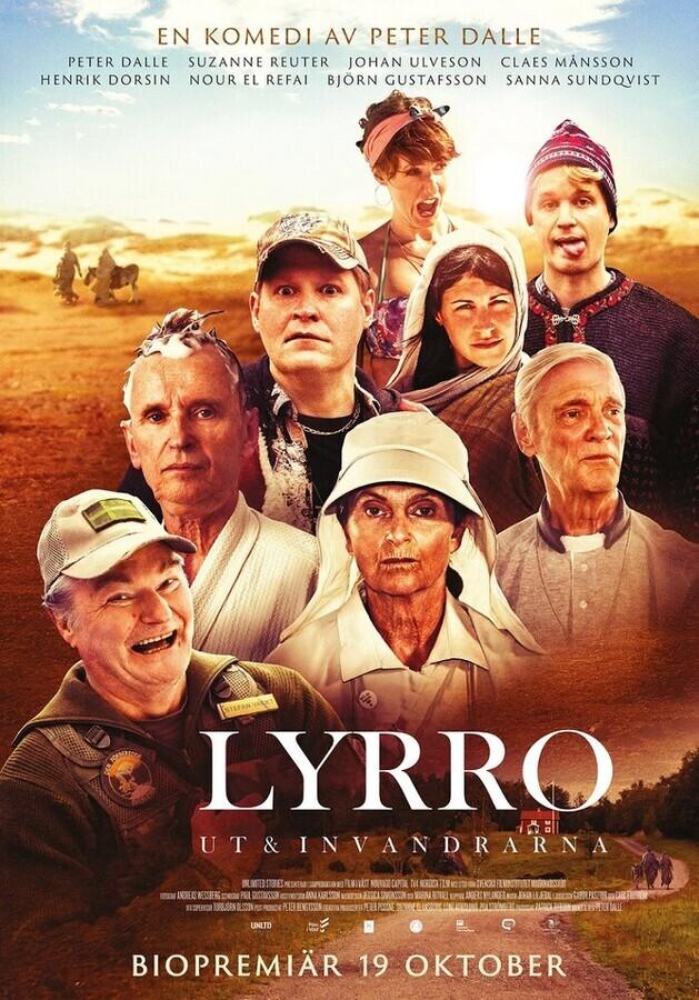 Королевство Швеции / Lyrro