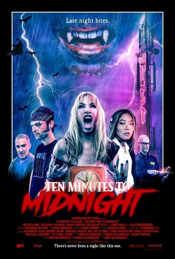 10 минут до полуночи / Ten Minutes to Midnight