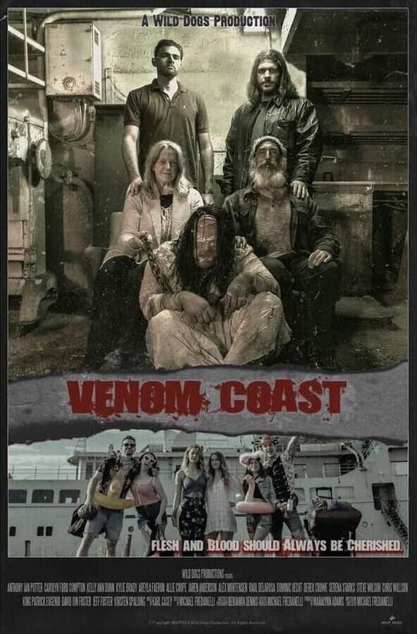 Змеиный берег / Venom Coast