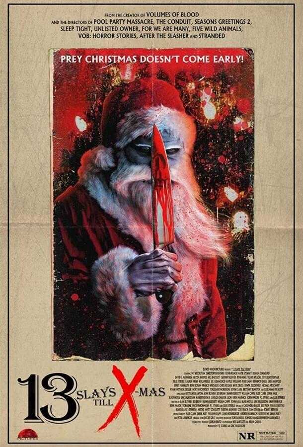 13 убийств перед Рождеством / 13 Slays Till X-Mas