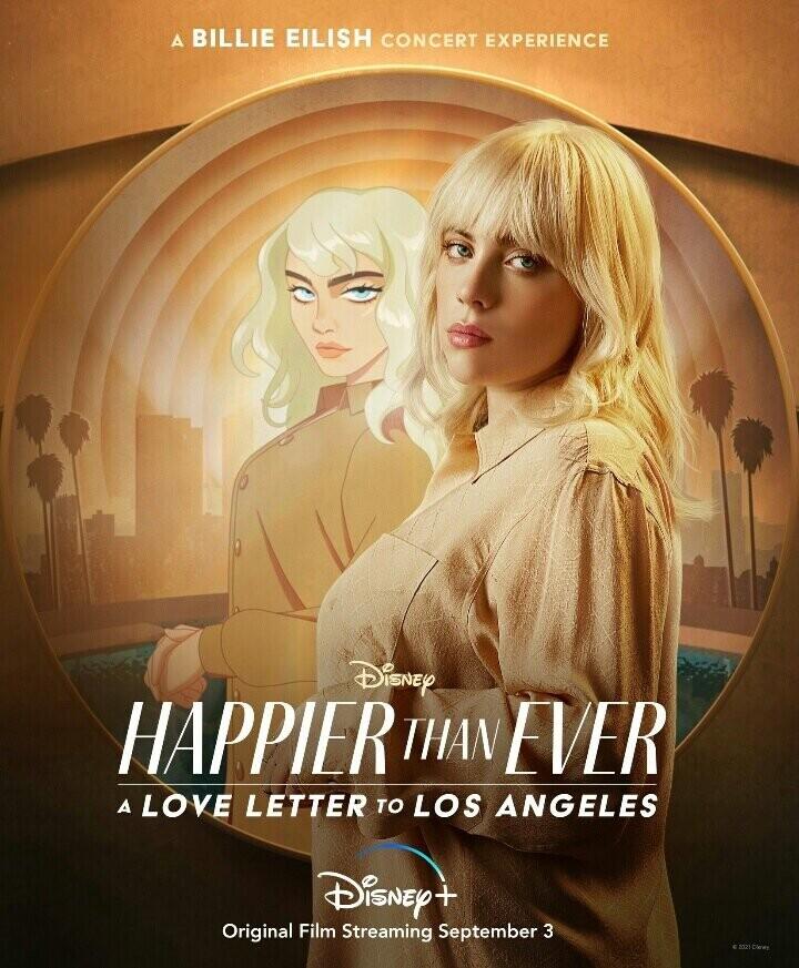 Счастлива, как никогда: Любовные письма к Лос-Анджелесу / Happier than Ever: A Love Letter to Los Angeles