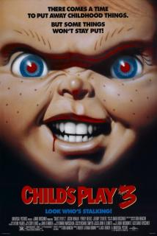 Детские игры 3    / Child's Play 3
