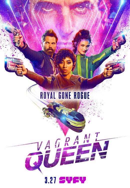 Бродячая королева / Vagrant Queen